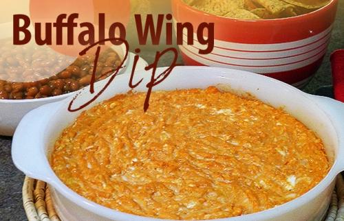 Buffalo Chicken Wing Dip Shop Aldi